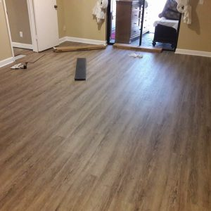 Waterproof Luxury Vinyl Plank Floor